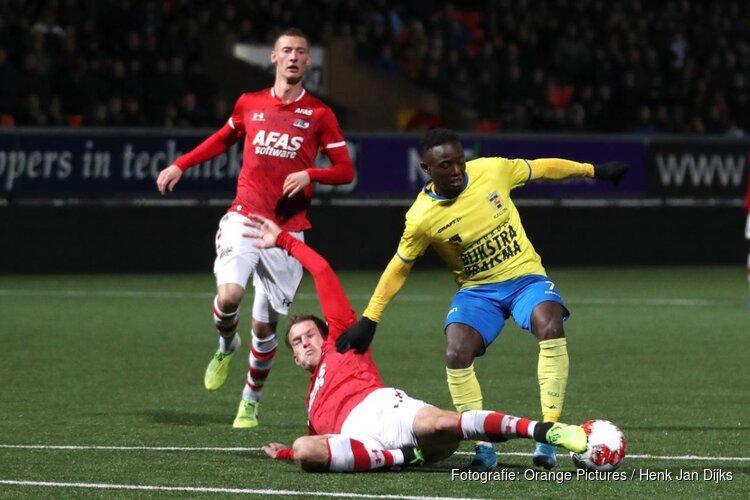 Koploper SC Cambuur te sterk voor Jong AZ
