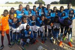 FC Harlingen ook in Africa