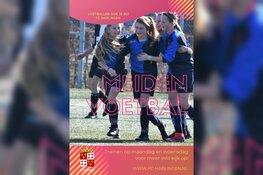 Nieuw bij FC Harlingen | Meisjestraining