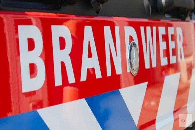 Schade na woningbrand in Harlingen