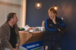 Gerrie Schouwenaar neemt met pijn in zijn hart afscheid van fc Harlingen