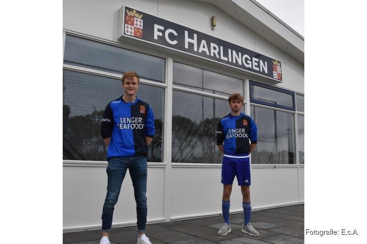 FC Harlingen verwelkomt nieuwe spelers