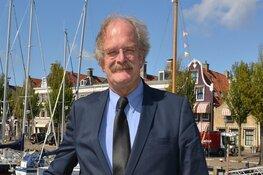Burgemeester Sluiter stopt ermee