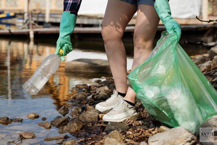 Zaterdag 19 september World Cleanup Day
