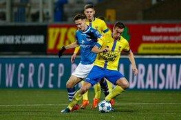 SC Cambuur na rust langs FC Den Bosch