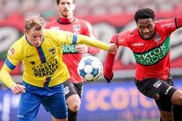 SC Cambuur blijft in Nijmegen op 0-0 steken en ziet Almere City FC naast zich komen